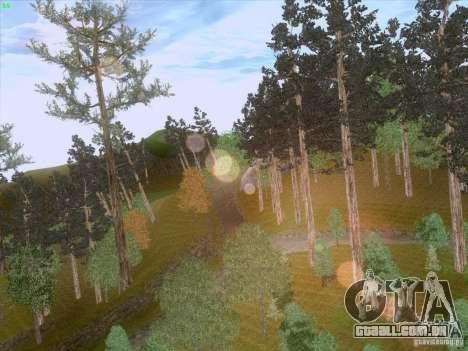 Wild Life Mod 0.1b para GTA San Andreas décimo tela