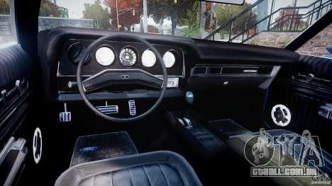 Ford Gran Torino 1975 para GTA 4 vista de volta