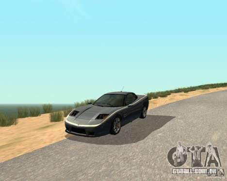 Soquette do GTA 4 para GTA San Andreas