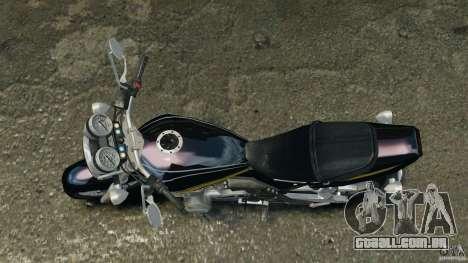 Kawasaki Zephyr para GTA 4 vista direita