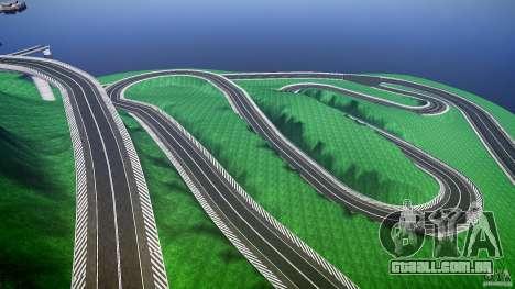 Drift Paradise V2 para GTA 4 quinto tela