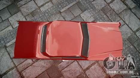 Cadillac De Ville v2 para GTA 4 vista direita