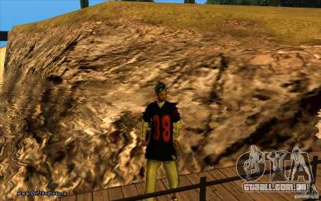 ENBSeries by MEdved para GTA San Andreas segunda tela