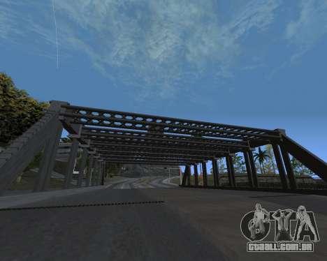 Ponte em LS para GTA San Andreas