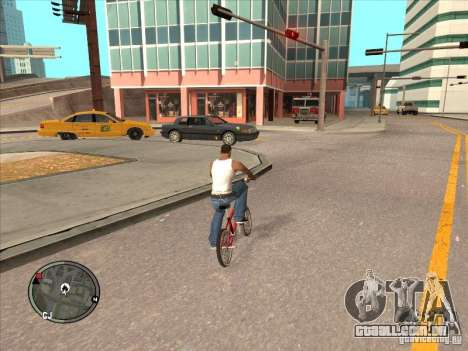 Addon para ícones para GTA San Andreas terceira tela