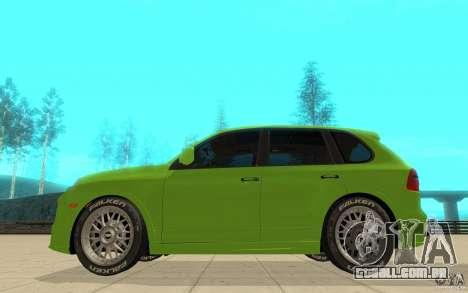 Wild Upgraded Your Cars (v1.0.0) para GTA San Andreas segunda tela