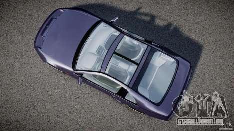 Nissan 300zx Fairlady Z32 para GTA 4 vista de volta
