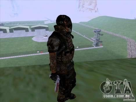 Elliot Salem para GTA San Andreas segunda tela