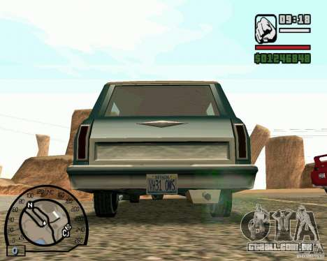 IV High Quality Lights Mod v2.2 para GTA San Andreas sexta tela