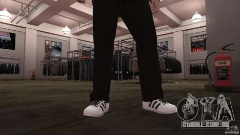 Adidas Superstar 80s para GTA 4