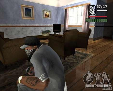 Detector de s. l. a. t. k. e. R # 3 para GTA San Andreas segunda tela
