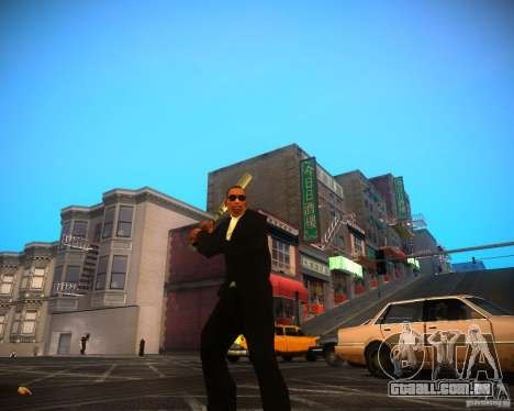 ENBSeries Realistic para GTA San Andreas sétima tela