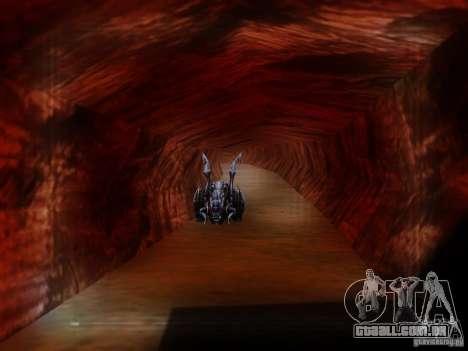 Dragão para GTA San Andreas terceira tela