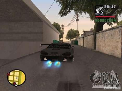 Ultra Elegy v1.0 para GTA San Andreas