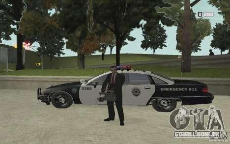 Animação de GTA IV v 2.0 para GTA San Andreas oitavo tela