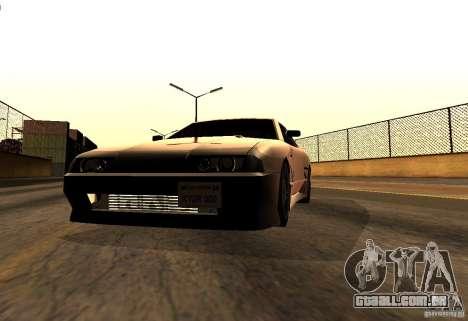 ELEGY TUNING MOD para GTA San Andreas
