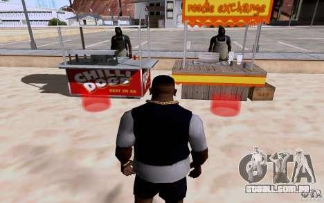 Reality Beach v2 para GTA San Andreas nono tela