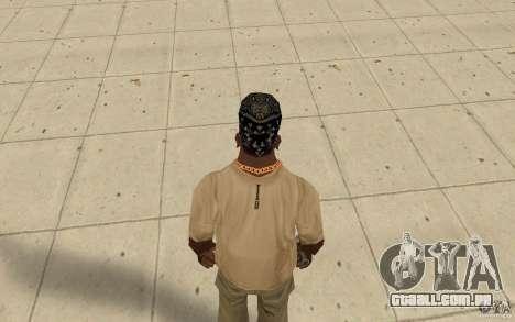 Bandana D12 para GTA San Andreas segunda tela