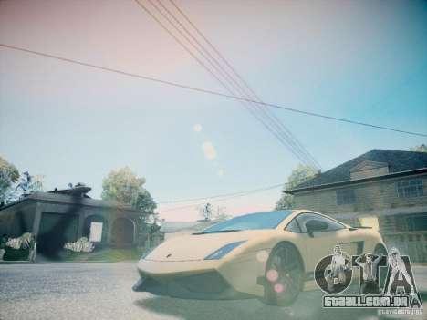 Hybrid ENB Series para GTA San Andreas terceira tela