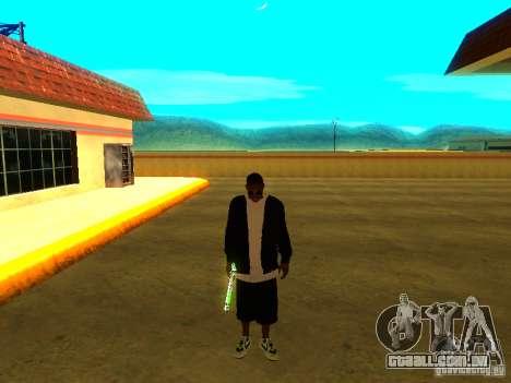 Ballas grossa novo para GTA San Andreas quinto tela