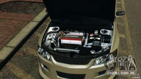 Mitsubishi Lancer Evolution VIII v1.0 para GTA 4 vista lateral