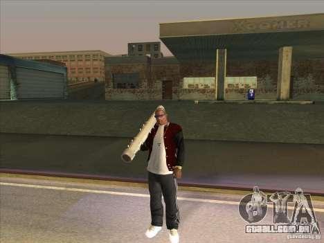 M72 Lei-bazuca para GTA San Andreas terceira tela