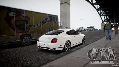 Realistic ENBSeries V1.1 para GTA 4 sexto tela