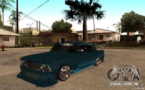 AZLK 412 Tuning para GTA San Andreas