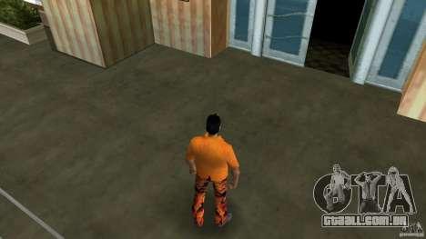 Orange Man para GTA Vice City segunda tela
