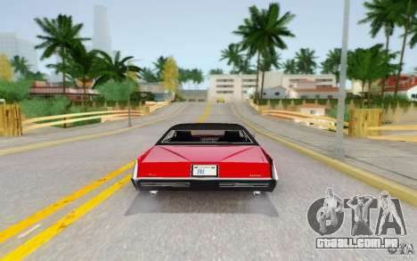 Manana from GTA 4 para GTA San Andreas vista direita