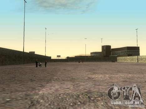 A escola realista motociclistas v 1.0 para GTA San Andreas sétima tela
