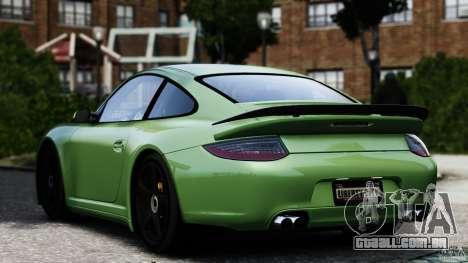 RUF RGT-8 2011 para GTA 4 esquerda vista