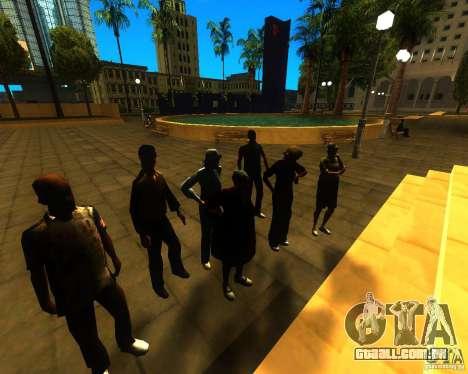 Recurso do prefeito para os habitantes do estado para GTA San Andreas terceira tela