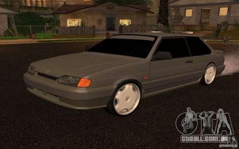 VAZ 2115 Coupe para GTA San Andreas