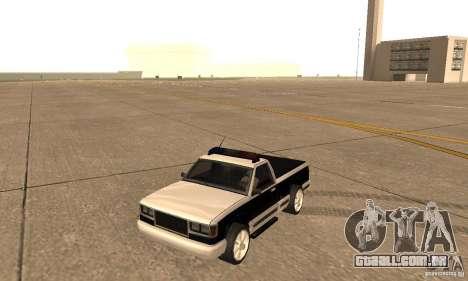 Autumn Mod v3.5Lite para GTA San Andreas sexta tela