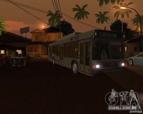 MAZ 103Т são oferecidos para GTA San Andreas