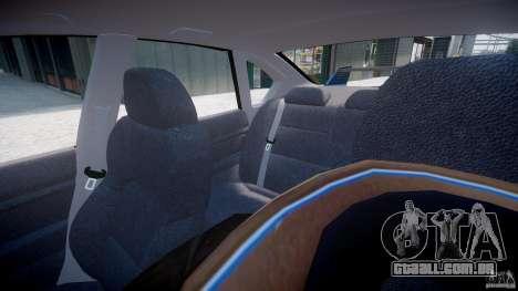Subaru Legacy B4 GT para GTA 4 interior