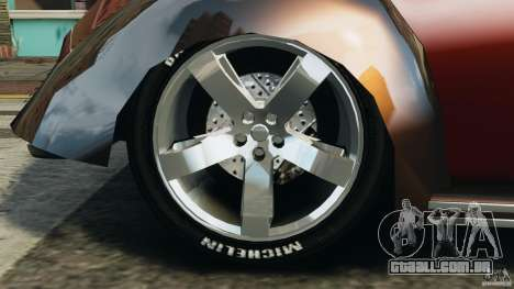 Walter Street Rod Custom Coupe para GTA 4 vista superior