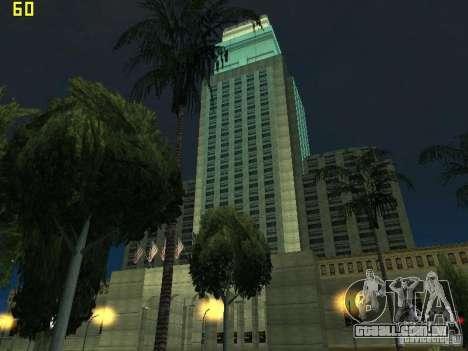 GTA SA IV Los Santos Re-Textured Ciy para GTA San Andreas nono tela