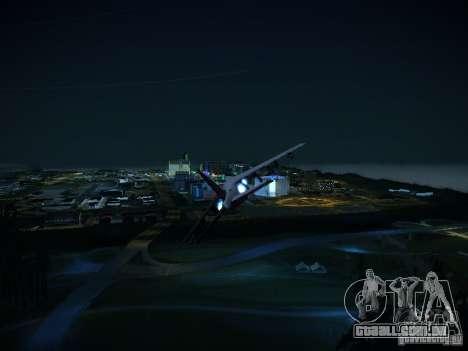 ENBSeries for medium PC para GTA San Andreas sétima tela