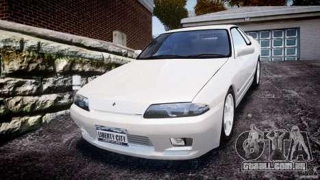 Nissan Skyline R32 GTS-t 1989 [Final] para GTA 4