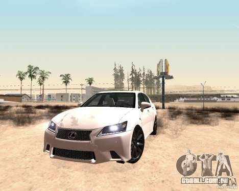 Star ENBSeries by Nikoo Bel SA-MP para GTA San Andreas quinto tela