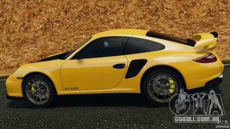 Porsche 911 GT2 RS 2012 v1.0 para GTA 4 esquerda vista