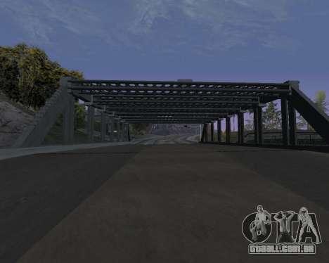 Ponte em LS para GTA San Andreas por diante tela