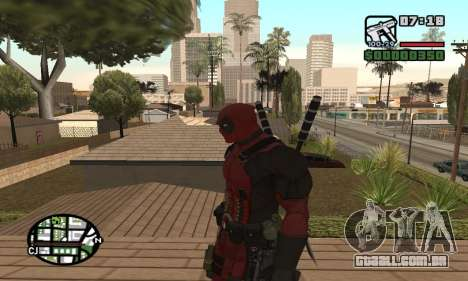 Dead Pool para GTA San Andreas