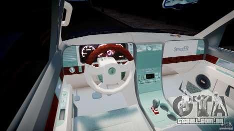 Lincoln Navigator 2004 para GTA 4 vista de volta
