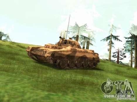 Crusader Mk. III para GTA San Andreas