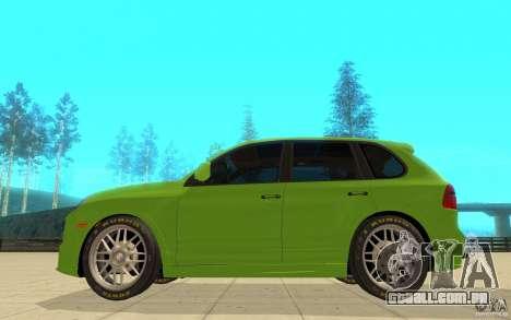 Wild Upgraded Your Cars (v1.0.0) para GTA San Andreas décimo tela