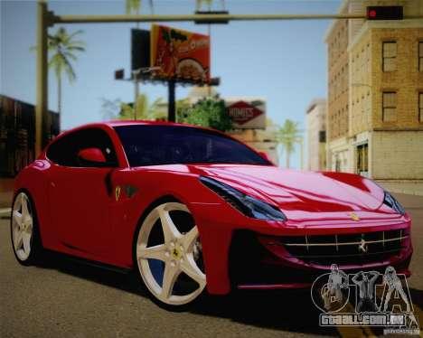 Ferrari FF Sport 2011 para GTA San Andreas