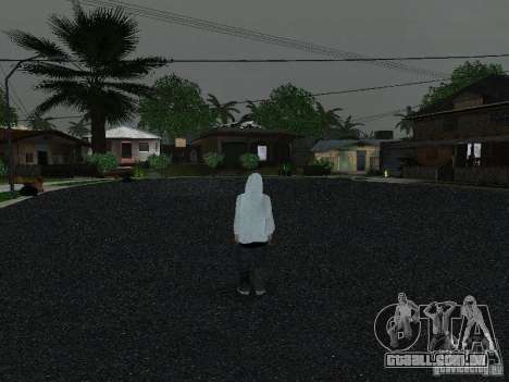 New ColorMod Realistic para GTA San Andreas nono tela